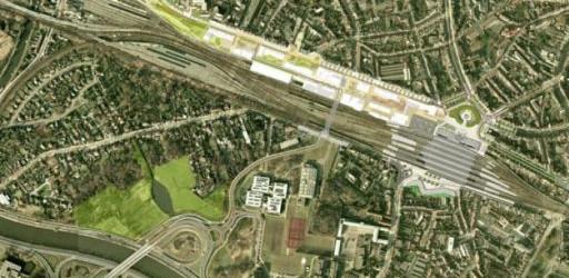 Onderzoeksproject Duurzame stadsontwikkeling in Gent Sint-Pieters: sociaal-ruimtelijke metamorfose van een stationsbuurt