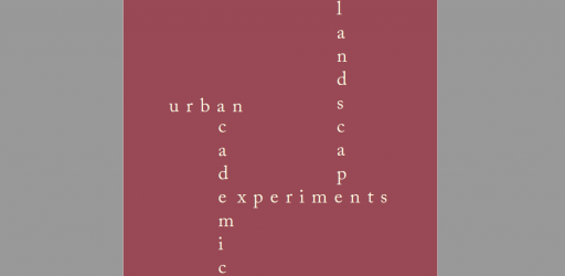 Urban experiments in the academic landscape: Antwerp, Brussels, Ghent, Cape Town