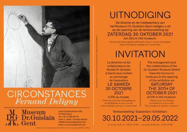 30.10.2021 Opening tentoonstelling Circonstances